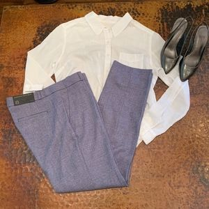 NWT Banana Republic Wool Blend Ryan Dress Pants